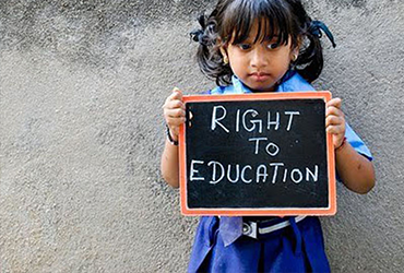 Right To Education - Aapnu Foundation